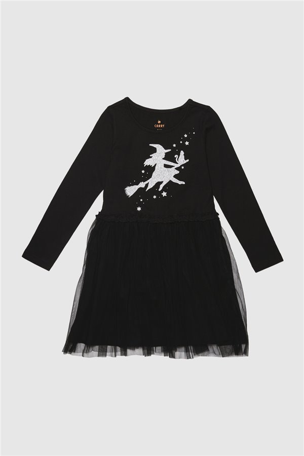 Sukienka z tiulem